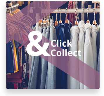 View our Click & Collect Stores