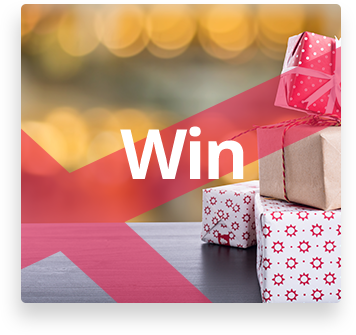 Win in our competition