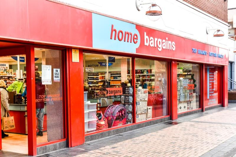 Home Bargains Pyramids Birkenhead