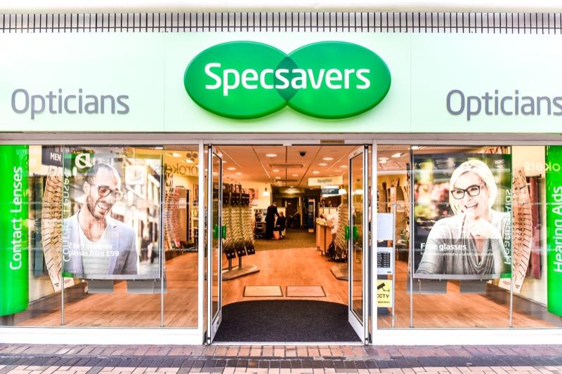 ecf37a2b8 Specsavers Opticians and Hearing Centre - Pyramids Birkenhead