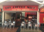 The Coffee Mill Logo